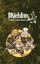 Michtim: Fluffy Adventures Cover